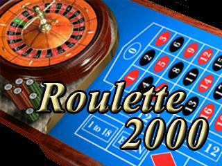 Spiel Roulette 2000